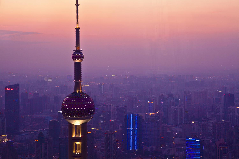 vuelos shanghai